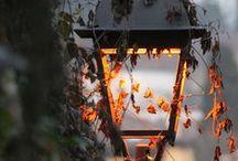 autumn in october