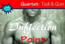 Inflection Point:  The Hacker & the CEO / The first in the Quarter series of books
