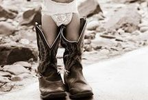 For the Love of Boots / Forget high heels. I'm a boot girl.
