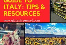 Gluten free Italy / Gluten free restaurants and tips for Italy