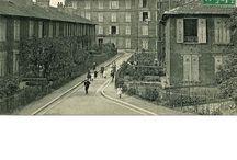 LES AMIS DE GEORGES GUYON ARCHITECTE 1850-1915 / Architecture parisienne française fin du XIXe début XXe