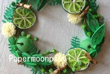 Quilling -Wreaths