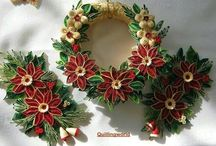 Quilling -Christmas