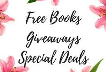 Free Books, Sale Books, Author Promotions, Book Sales