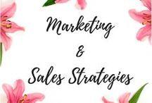 Marketing and Sales Strategies