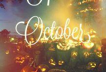 Halloween and Fall / by Amanda Bowen