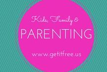 Kids, Family & Parenting / by Get It Free