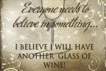 wine! alittle...U'll feel better :D / by Shelly Massa