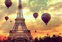 """the tour(l)ist: """"Places I'm going to visit in France"""""""