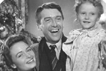 Fav. Christmas Movies / My very favorite is It's a Wonderful Life...but I like almost any Christmas movie !