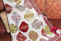 Holiday Quilting Fabrics / Celebrate every aspect of the holiday season, from the Grinch to Chritmas fun to the beauty of a fresh snowfall in this group of kits, patterns, and fabrics for quilters. / by Keepsake Quilting