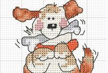 Embroidery - Cross Stitch, Needlepoint, Etc. / Needle Artwork  / by Freda McCarty