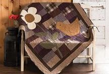 Quick Quilting Kits / Fast and beautiful are now best friends! Sew these kits, patterns, and fabrics into lovely projects that don't take forever. / by Keepsake Quilting