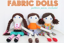 Let's Play with Dolls / Mostly Handmade