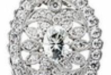 Moissanite Gemstone Jewelry