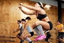 Fitness / by Brittany Kolasinski