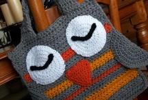 Crocheting / by Barbara Sherratt