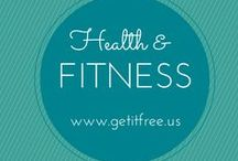 Health & Fitness For Busy Moms / by Get It Free