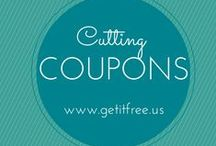 Coupons / by Get It Free