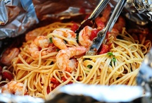 Dinner: Seafood / by Chevelle Bazo