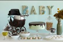 Baby Showers / Planning a baby shower? Check our board for inspiration!