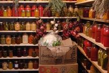Recipes - Canning,Storage, Mason Jar / Canning, Preserving and Storage