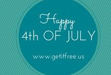 Star Spangled Fun! / Have a fun and frugal Fourth! :) / by Get It Free