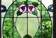 Churchy windows
