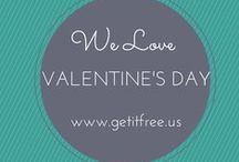 Valentine's Day / DIY crafts, frugal gift ideas, tips, fashion & beauty advice, and more to get you in the mood for Cupid's favorite holiday. / by Get It Free