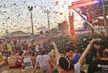 Music festivals, baby!