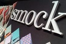 smock: on display / A peek at some of our favorite Smock displays from Smock dealers all over the world!