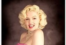 Icon - Marilyn Monroe / by Jeff Guy