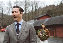 First Look: Reveal / Weddings first look