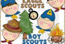 Scouts / by Barbara Sherratt