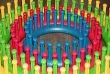 Knitting Loom / by Joanne Gibbings