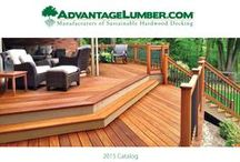 2015 AdvantagLumber.com Catalog / Here is our 2015 Catalog. To see our most recent additions to our inventory, be sure to check out AdvantageLumber.com!