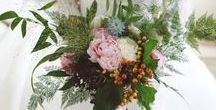 Great Bouquets / Bouquets from our brides.