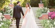 Best Wedding Venues in Southern California / Southern California Weddings photographed by The Ponces