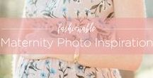 Best Maternity Photo Inspiration / Maternity Sessions photographed by The Ponces