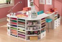 Scraprooms / Soy super organizada y me gustaria tener algun dia MI espacio para scrapear horas y horas!!
