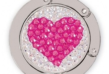LUXE LINK: SWAROVSKI CRYSTALS / Swarovski Crystals will make your purse sparkle. It's sure to be the talk of the town.