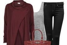What To Wear? / Time to fly and experiment with variety of styles / by Kathy Walker