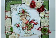 Christmas cards / Cartes de Noël
