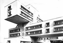 Constructivism / Soviet architerture in 1920-30s