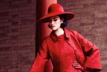 Lady In Red / favorite color / by Kathy Walker