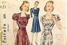 1930's & 1940's Swing Fashion