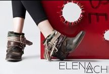 Elena Iachi Collection S/S 2014 / www.elenaiachi.com