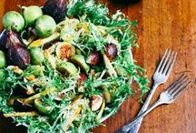 Salads / #Healthy #PaleoRecipes #Salads #HealthyEating #CleanEating