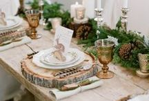 Place Settings / #Tablescapes #EventDecor #EventPlanning #PlaceSettings #Seating