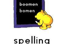 Onderwijs - spelling
